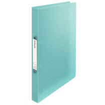 Desky s 2kroužkovým mechanismem Esselte Colour´Ice Modrá