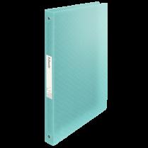 Desky s 4kroužkovým mechanismem Esselte Colour´Ice Modrá