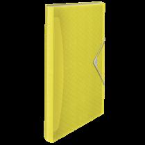 Aktovka na spisy Esselte Colour'Ice Žlutá