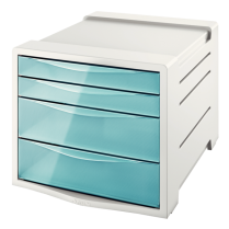 Zásuvkový box Esselte Colour'Ice Modrá