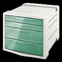 Zásuvkový box Esselte Colour'Ice Zelená