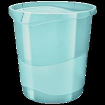 Odpadkový koš Esselte Colour'Ice Modrá