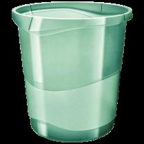 Odpadkový koš Esselte Colour'Ice Zelená