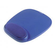 Gelová podložka pod myš Kensington, modrá