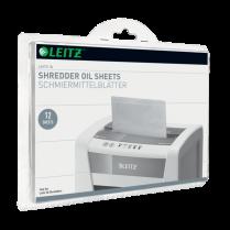 Olejové listy Leitz IQ Bílá
