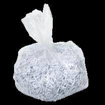 Plastové pytle na skartovaný odpad Leitz IQ Bílá 100 ks