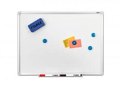 Tabule magnetická DAHLE 96154 Basic Board 100 x 150 cm bílá