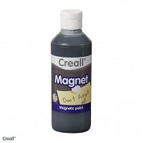 Magnetická barva CREALL 250ml černá