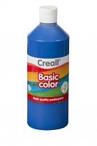 Temperová barva CREALL školní 500ml námořnická modrá