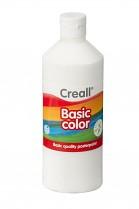 Temperová barva CREALL školní 500ml bílá