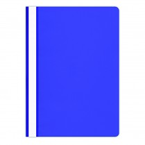 Desky s rychlovazačem čirá přední strana Modrá