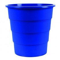 Odpadkový koš DONAU PP 16l modrý
