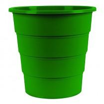 Odpadkový koš DONAU PP 16l zelený