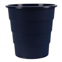 Odpadkový koš DONAU PP 16l tmavě modrý
