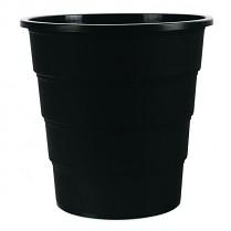 Odpadkový koš DONAU PP 16l černý