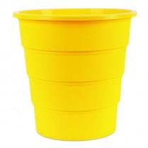 Odpadkový koš DONAU PP 16l žlutý