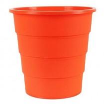 Odpadkový koš DONAU PP 16l oranžový