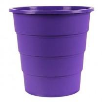 Odpadkový koš DONAU PP 16l fialový