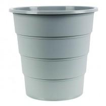 Odpadkový koš DONAU PP 16l šedý