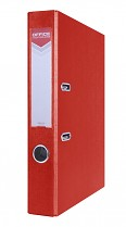 Pákový pořadač Donau Office Products PP A4 55 mm červený