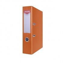 Pákový pořadač Donau Office Products PP A4 75 mm oranžový