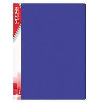 Katalogová kniha prezentační Donau Office Products PP 20 kapes modrá