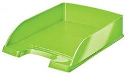 Odkladač Leitz WOW Plus zelená