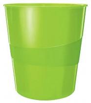 Odpadkový koš Leitz WOW  zelená