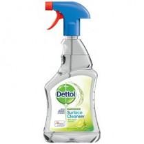 Dettol dezinfekční čistič na povrchy 500ml limetka/máta virucidní