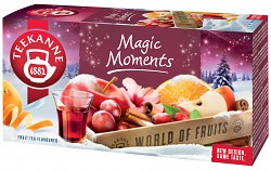 Teekanne 20x2,5g Magic Moments ovocný čaj