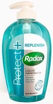 Dezinfekční mýdlo Radox Protect + Replenish 250ml antibakteriální  s tymiánem a tea tree