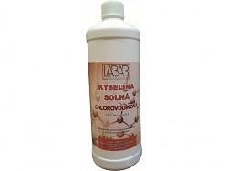 Kyselina solná - chlorovodíková 31% technická 1l