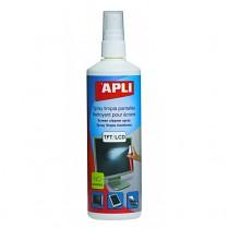Čisticí sprej APLI na monitory TFT/LCD 250ml