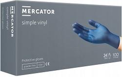 Rukavice jednorázové Vinyl nepudrované 100ks M