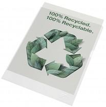 L obal zakládací ESSELTE A4 100µm  krupička 100% recyklovaný