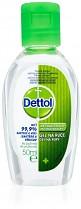DETTOL dezinfekční gel na ruce  virucidní 50 ml