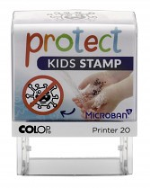Razítko Colop Protect Kids Stamp
