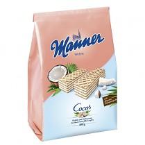 Sušenky Manner miňonky kokosové 400g
