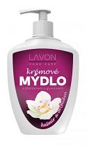 Tekuté mýdlo LAVON krémové kašmír & orchidea s dávkovačem 500 ml