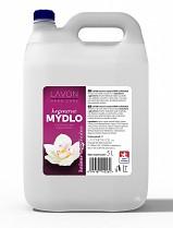 Tekuté mýdlo LAVON krémové kašmír & orchidea 5 l