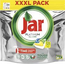 Fairy JAR Platinum tablety do myčky All in one 125 ks