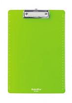 Podložka psací s klipem PANTAPLAST PVC A4 pastelově zelená