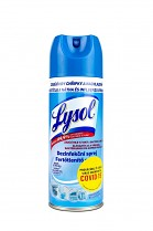 Osvěžovač vzduchu LYSOL dezinfekční spray 400ml Svěží vůně