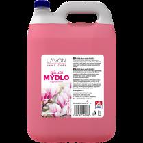Tekuté mýdlo LAVON Magnólie 5L