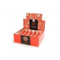 Čaj VT Merry Berry černý čaj s ovocnými plody 30 x 2,5g pyramidové sáčky