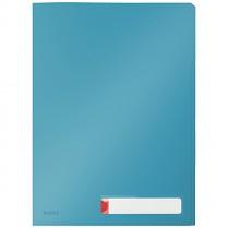 Třídicí desky Leitz Cosy, neprůhledné, modré