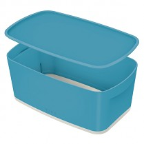Úložný přenosný box Leitz Cosy MyBox modrý