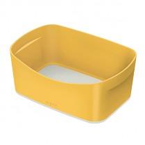 Úložný box Leitz Cosy MyBox žlutý