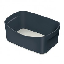 Úložný box Leitz Cosy MyBox šedý