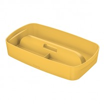 Organizér s držadlem Leitz Cosy MyBox (S) žlutý